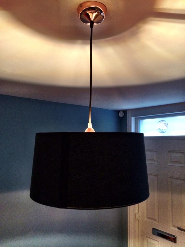 living room light fitting