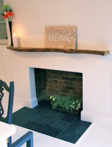 beautifully finished fireplace – from moregeous.wordpress.com