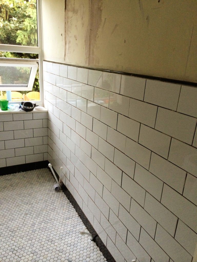 that's it, we're all tiled!