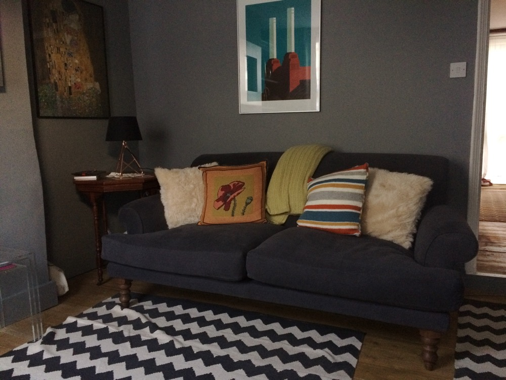 new sofa looking tempting there